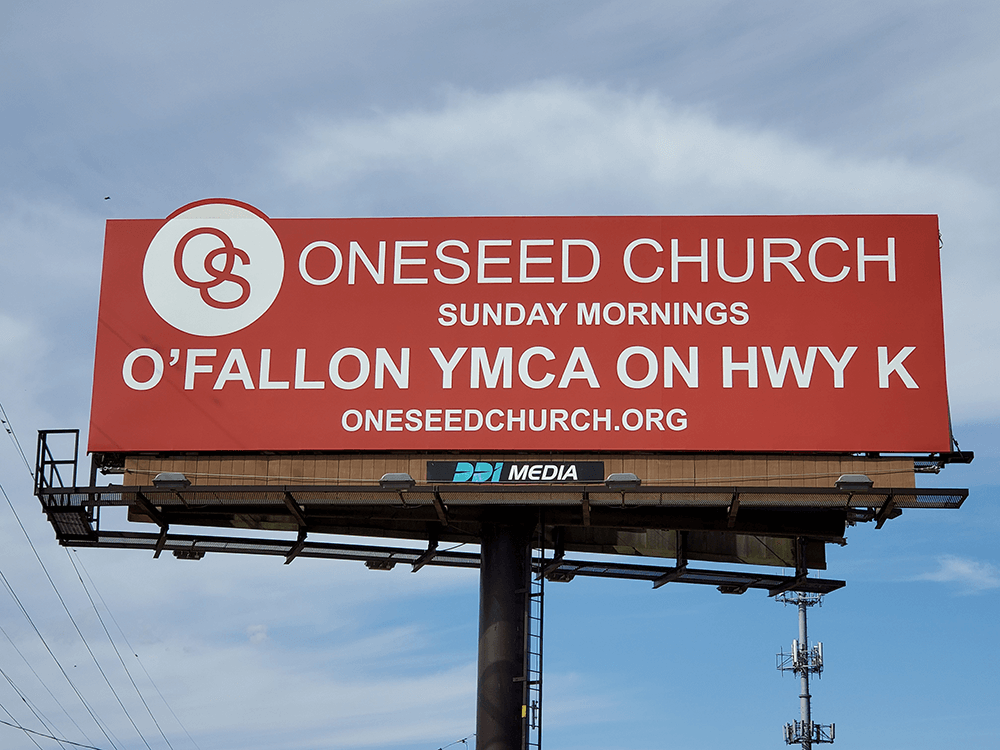 One Seed Church - O'Fallon YMCA on Highway K